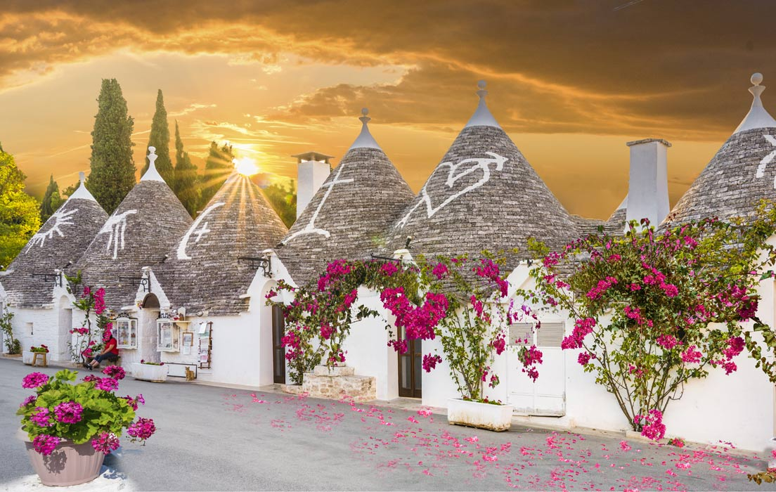 Alberobello itlay