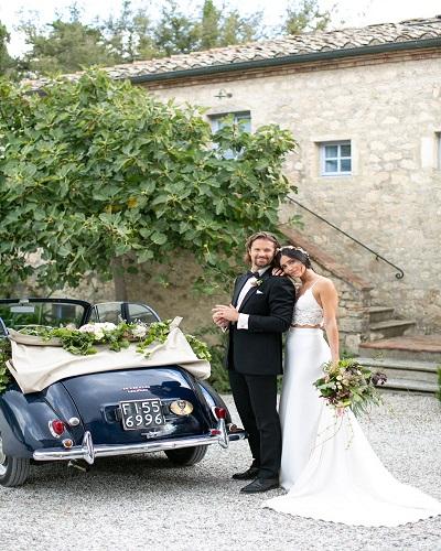 Service for Ceremonies on Vintage Car